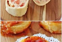 Puff pastry snack ideas