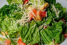 Salad Recipes and Calories in Various Types of Salads / Calories in Salads