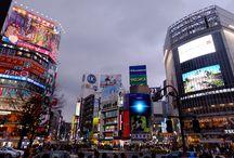 Tokyo / Fotografie z naší Tokijské cesty.