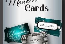 Modern & Stylish Business Cards