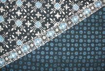 Indonesian Batik / for all my lovely things in batik
