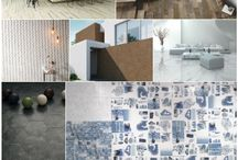 CEVISAMA 2017 and Spring Tile Trends / Tile of Spain debuts new ceramic tile product collections at CEVISAMA 2017. From graphic patterns and scalloped shapes, to oxidized metal and distressed wood look effects, the new tile collections bring design to a whole other level.
