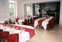 CHATEAU DE FLEAC, table ovale