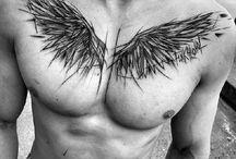 wings tattoo vorlage