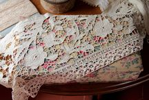≈ Lace and Doilies ♕ ≈⊱✿⊱≈♕