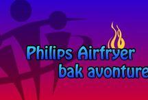 Airfryer bakavontuur / Recepten op alfabetische volgorde