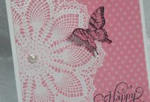 Cards - SU Doily/medallion