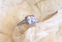 Diamonds. Sparkling diamonds!
