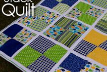 Quilting & stuff / by Melissa Roy Vestal