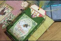 Scrapbook-EnvelopePunchBoard