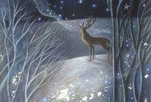 Whispering of wild soul...