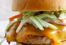 Burgers, wraps, fries, tacos and more!!!! / by Olgui Solano - Alfaro
