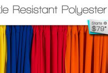 Xplore The Newly Introduced Wrinkle Resistant Backdrops in Vivid Colors from backdropsource.com