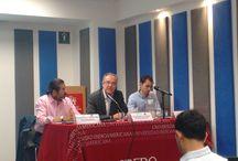 Encuentro Nacional de Periodistas / Con el objetivo de conocer el nivel de censura que sufren los periodistas mexicanos en sus respectivos medios de comunicación, se presentó, en el Encuentro Nacional de Periodistas, una encuesta en la cual participaran, vía internet, los periodistas del país.