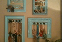 Jewelry Display Ideas / by Cindy Bustle