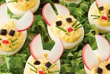 Deville eggs