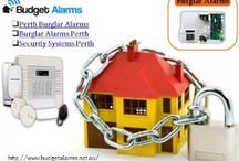 Cheap and Smart Security Burglar Alarms Systems in Perth / Install the smart security burglar alarms systems in Perth that make your home fully protected and smart home with highly secured alarm feature. Burglar alarms system is the top most and highly secured electronic device that works on fully integrated systems and high quality photo sensor that sense the objects with in nano seconds.