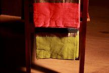 Sarees / Cotton, Mulmul, Linen and Silk sarees