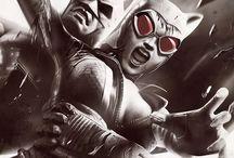 Batman+Catwoman =love❤