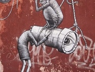 // STREET ART / // Examples of awesome street art from walls and buildings around the world