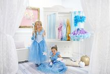 Cinderella / Calling all princesses! Official looks from the new Cinderella movie will be a perfect fit.