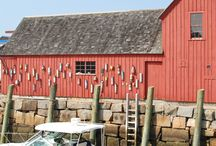 [ new england travel ] / New England Lighthouses and Travel Destinations / by Emily Geaman