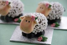 Our funny sheeps / As cute as delicious
