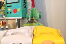 Adventure Time / Event And Party Styling by Well Planned Weddings and Events