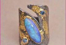 Sieraden / Zilver en Opaal