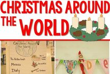Christmas and Holidays in the Classroom