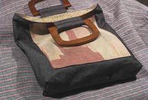 Yuri bag / Bag created by Obi in silkunique pieces