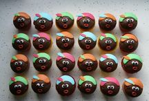 Baking - Cupcake decoration ideas