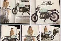 La Shabby su BikersLife / BMW R45 by Luismoto sulla rivista BikersLife Dicembre 2014