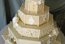 WEDDING CAKES 4TIER / LARGER  MORE ELABORATE CAKES FOR LARGE WEDDING