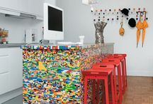 › Lego inspired home ‹