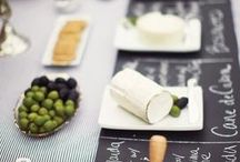 Cheese table - House warming / by Lauren Olsen