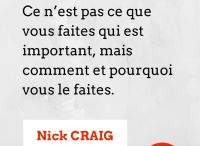 Citations/quotes / Des pensées, des inspiration #citations