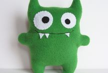 Monster softy (textiles)
