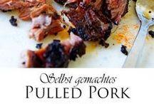 Pulled Pork Backofen