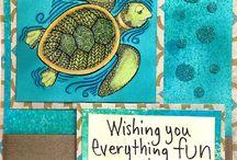 Cards: Doodling
