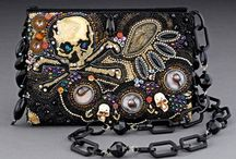 Beads - Beaded bags / by Gail Smith