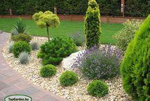 slza zahrada