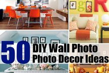 DIY Home Decor Tips / Do-it-yourself decorating allows you to customize your home, apartment, condo, or room with DIY accents that transform your space on a budget