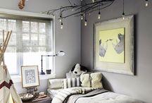 Hunter's room
