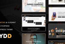 Hydd - Creative Multi-Purpose Wordpress Theme