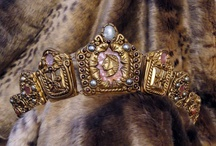 Jewelry: Historial and Fantasy / by Kristin Hammock