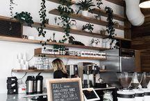kavárna, obchod