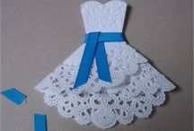 doily paper crafts