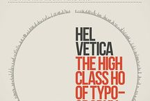 typography + design / by Sarah Kristiansen