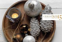 Urban Nature - Christmas 2014 theme / Urban Nature is one of the xmas themes 2014 By Kaemingk.  The quality of simplicity, home deco Inspired By nature and industrial influences,